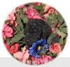 A picture of Loraleigh, a abstract black standard poodle puppy